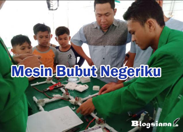 Kisah Perjuangan Seorang Anak untuk Membangun Negeri Indonesia