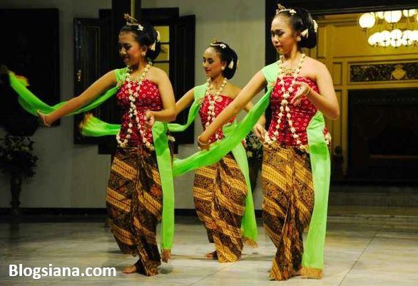 tari gambyong berasal dari surakarta