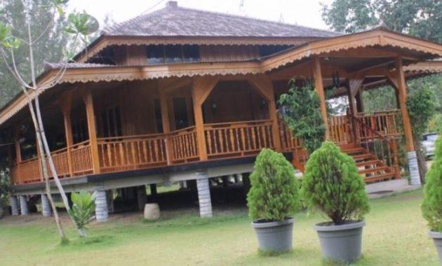 Rumah Limas Bangka Belitung