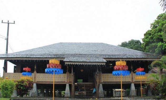 Rumah Panggung Bangka Belitung