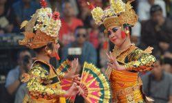Tari Legong dari Bali