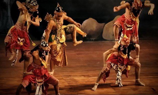 Tari Wayang Jawa Barat