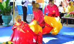 Tari Saronde dari Gorontalo
