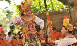 Tari Gambuh Bali