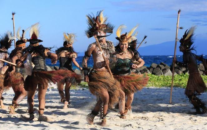 Tarian Tradisional dari Papua